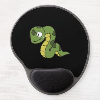 Crying Cute Green Snake Greeting Cards Mugs Pin Gel Mousepads