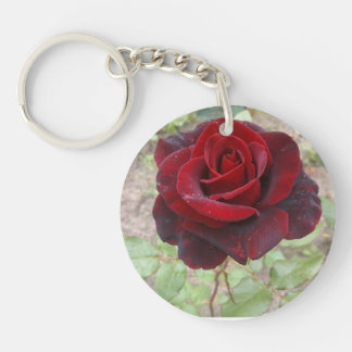 Crying Flower Key Chains