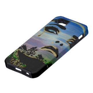 'Crying Ghost' iPhone 5 case