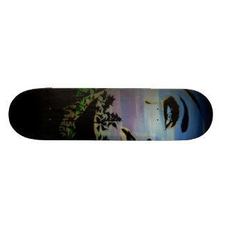 Crying Ghost Skateboard