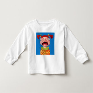 Crying Girl T-shirt