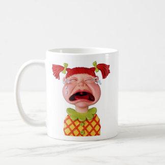 Crying GirlW Mugs