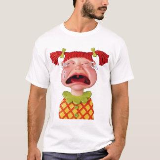 Crying GirlW T-Shirt