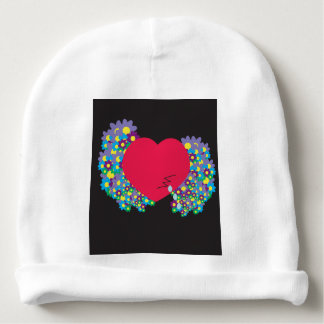 Crying Heart Baby Beanie