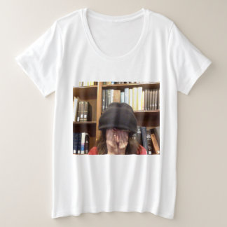 crying in the library shirt
