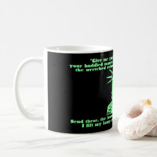 Crying Liberty Mug
