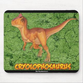 Cryolophosaurus mousepad