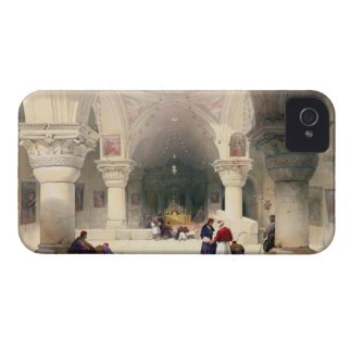 Crypt of the Holy Sepulchre, Jerusalem, plate 20 f iPhone 4 Case-Mate Cases