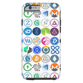 Cryptocurrency iPhone Case