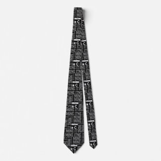 Cryptocurrency mining tie