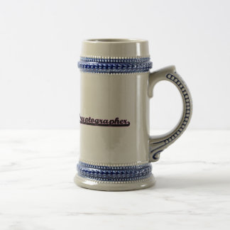 Cryptographer Classic Job Design Beer Steins