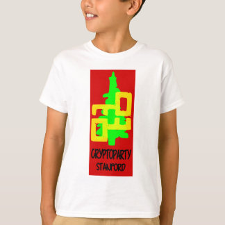 CryptoParty Stanford T-Shirt