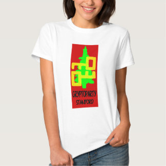 CryptoParty Stanford T Shirts