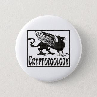 Cryptozoology 6 Cm Round Badge