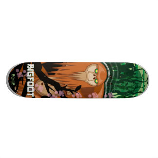 CryptoZu™ Bigfoot Deck 21.6 Cm Skateboard Deck