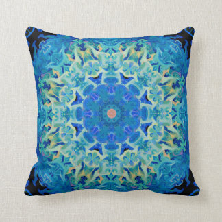 Crystal Abstract Cushion