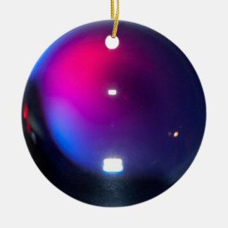 Crystal Ball Christmas Ornament