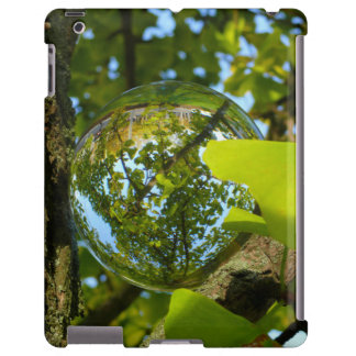 Crystal Ball in Gingko tree