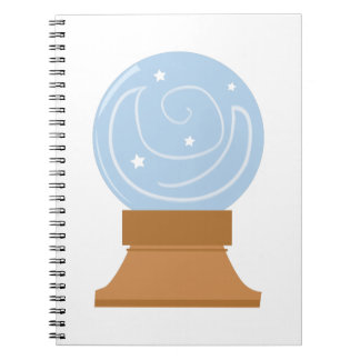 Crystal Ball Notebook