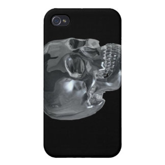 crystal black cover for iPhone 4