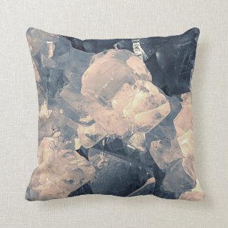 Crystal Blue Cushion