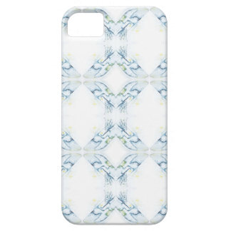 Crystal Blue iPhone 5 Cases
