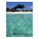 crystal clear bahamas
