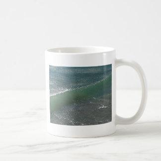 Crystal Clear Wave Movement Basic White Mug