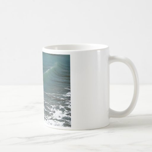 Crystal Clear Wave Movement Mugs