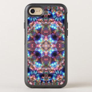 Crystal Cosmos Mandala OtterBox Symmetry iPhone 7 Case