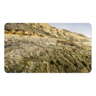Crystal Cove Business Cards