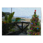 """Crystal Cove Holiday View"" Cards"