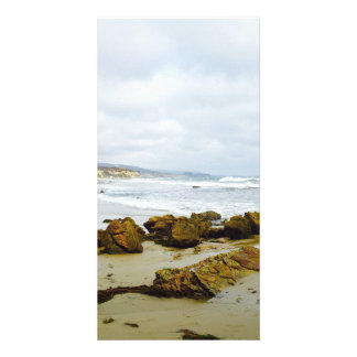 Crystal Cove National Park Picture Card