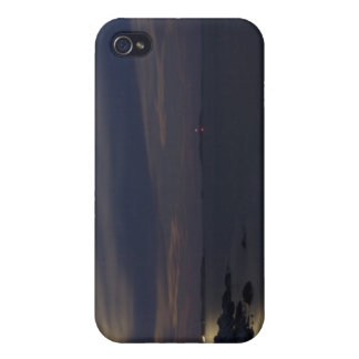 Crystal Crescent Beach Moonlight iPhone 4 Cases