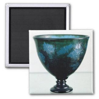 Crystal cup, 'Par une Telle Nuit', 1894 Magnet