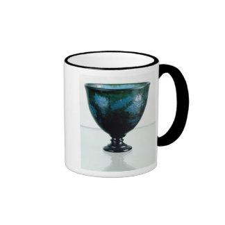 Crystal cup, 'Par une Telle Nuit', 1894 Coffee Mug
