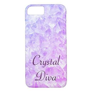 Crystal Diva iPhone 8/7 Case