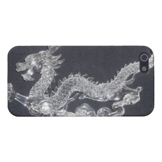 Crystal Dragon iPhone Case iPhone 5 Case