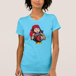 Crystal Eight Ball w/Gypsy T-Shirt