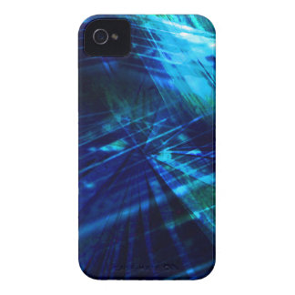 Crystal Explosion Abstract Glass Prism iPhone 4 Case-Mate Cases