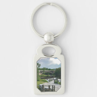 Crystal Falls MI Key Chain
