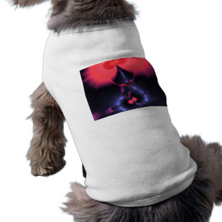 Crystal Ghost – Salmon Indigo Surprise Pet Tshirt