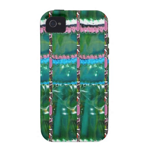CRYSTAL GREEN Emerald Stone Sparkle GIFTS FUN iPhone 4 Covers