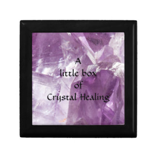 Crystal Healing Gift Box