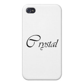 Crystal Cases For iPhone 4