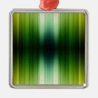 Crystal Jade esq Green Grass Blades Ornaments