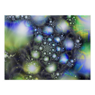 Crystal Lather Poster