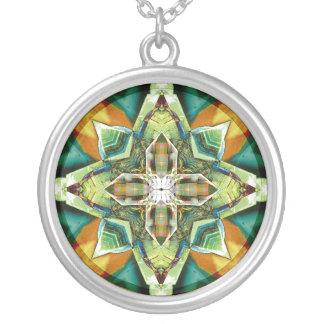 Crystal Mandala 6, Necklace