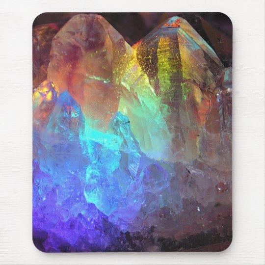 Crystal Mountain Mouse Mat