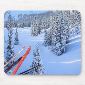 Crystal Mountain Ski Resort, near Mt. Rainier 2 Mouse Pad